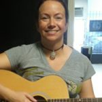 Kate at Red Guitar